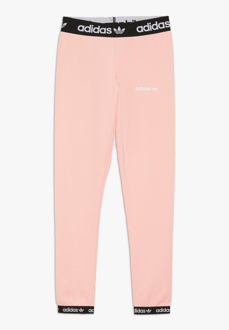 adidas Originals - Legging - glow pink/black/white