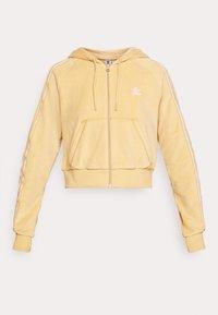 adidas Originals - CROP HOOD - Zip-up hoodie - hazbei - 3