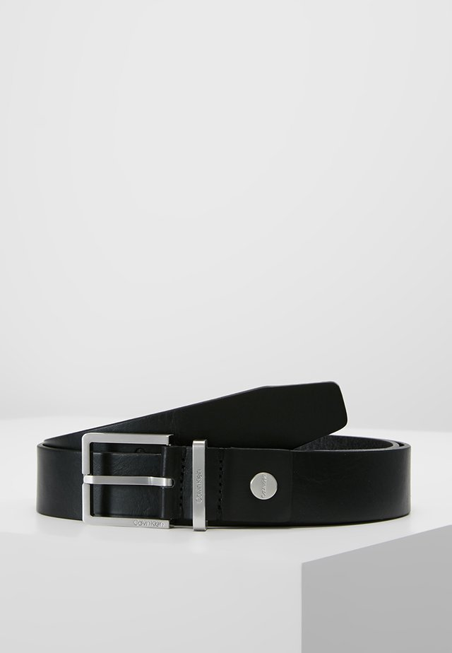CASUAL BELT - Formální pásek - black
