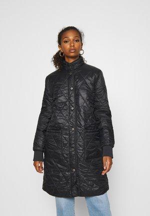BYCATJA COAT  - Płaszcz wełniany /Płaszcz klasyczny - black