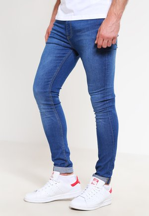FRANCO - Jeans Skinny Fit - bright blue