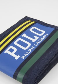 Polo Ralph Lauren - WALLET - Monedero - navy/yellow/green - 2