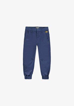 Trousers - bijou blue