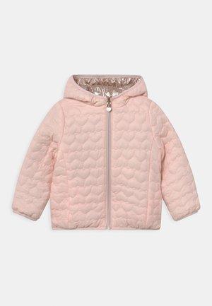 ULTRALIGHT REVERS  - Winter jacket - peach blush