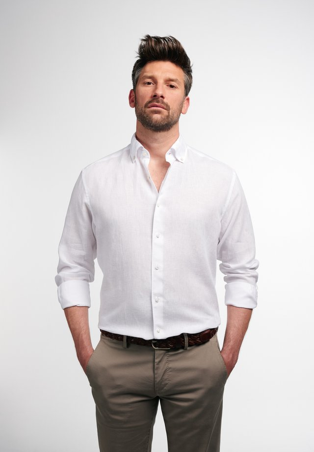 MODERN FIT - Overhemd - weiß