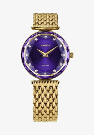 BRILLIANT - Montre - violett / gold
