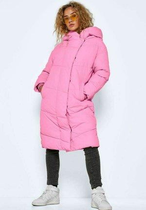 NMTALLY - Winter coat - fuchsia pink