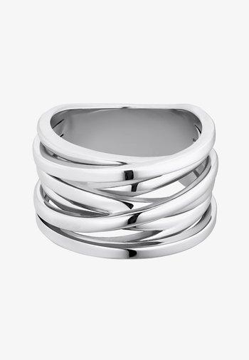 SERPI - Ring - silberfarben poliert