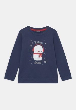 KIDS GIRLS  - Sweatshirt - dark blue