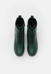 Koi Footwear - VEGAN GIN - Platform ankle boots - khaki - 5