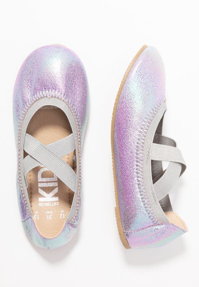 KIDS PRIMO - Klassischer  Ballerina - new iridescent