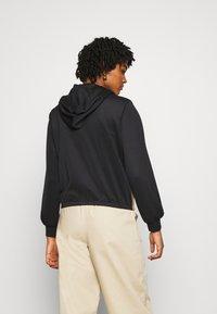 ONLY - ONLSCARLA  - Summer jacket - black/ ecru/ toasted coconut - 2