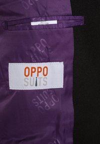 OppoSuits - TEEN BOYS KNIGHT SET - Oblek - black - 5