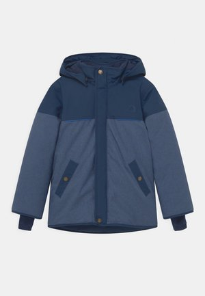 KOIRA ICE UNISEX - Zimní bunda - denim/navy