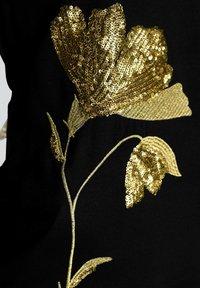 Alba Moda - Long sleeved top - schwarz beige - 6