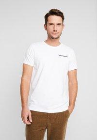 Petrol Industries - Camiseta estampada - bright white - 0