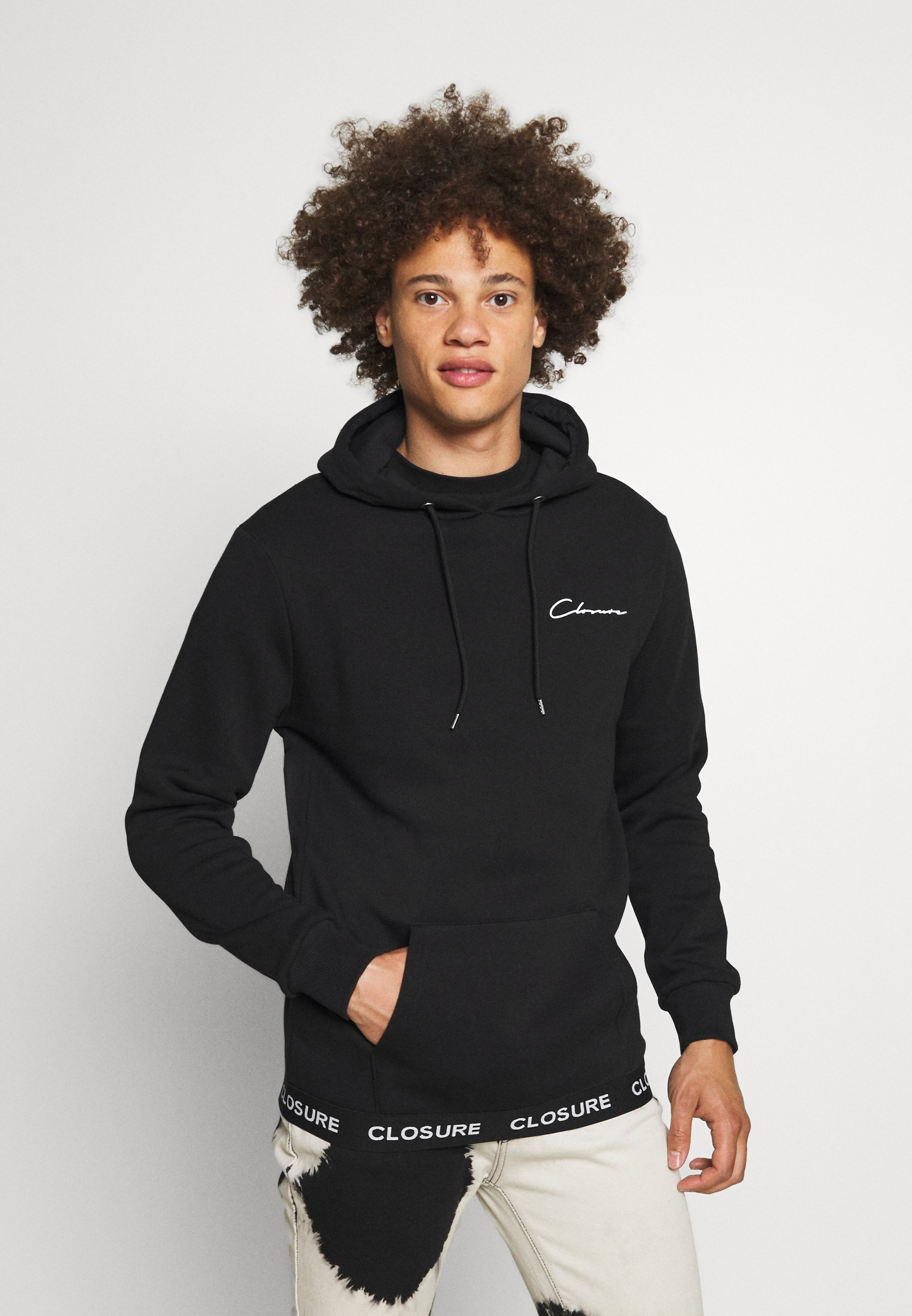 Men BRANDED HOODY - Sweatshirt