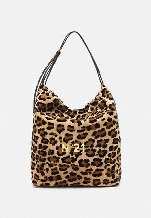HOBO EVA BAG LEO - Handtasche - brown