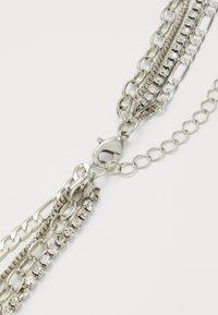 Urban Classics - LAYERING NECKLACE VALERIA - Collier - silver-coloured - 1