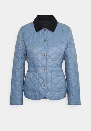 DEVERON QUILT - Light jacket - blue mist/navy