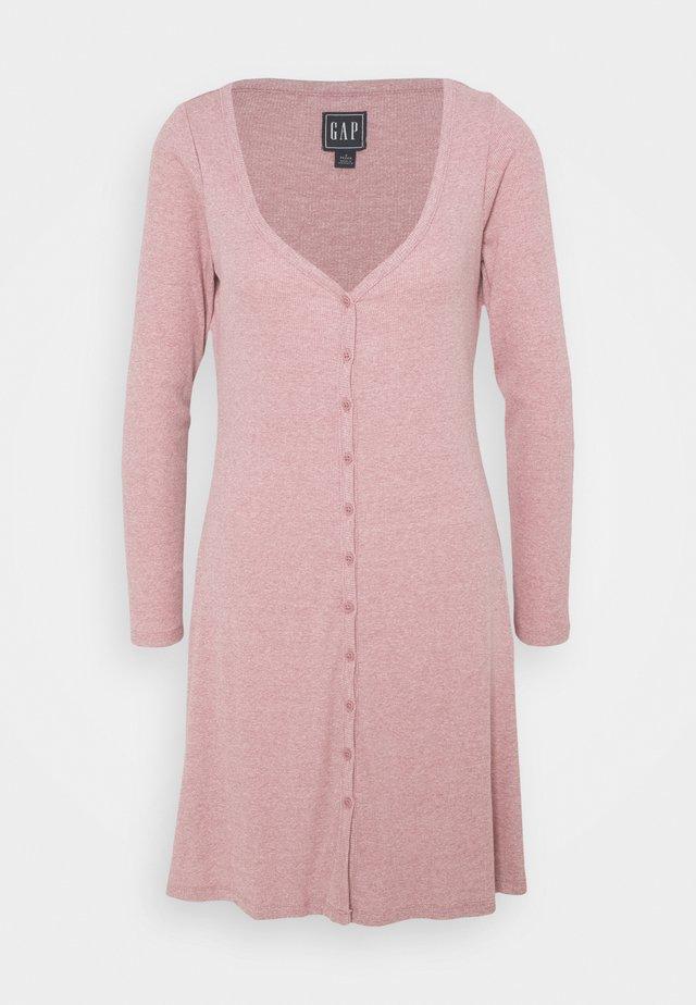 TRIBLEND FLAIR DRESS - Korte jurk - rosetta
