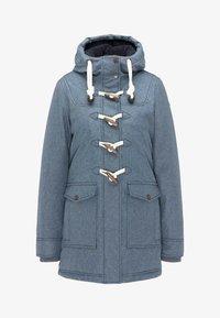 DreiMaster - Winter coat - blue - 4