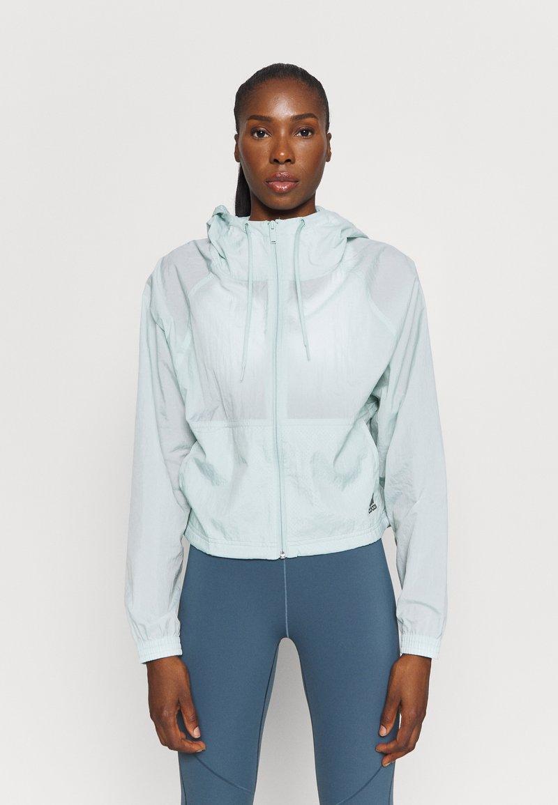 adidas Performance - JACKET - Training jacket - mint