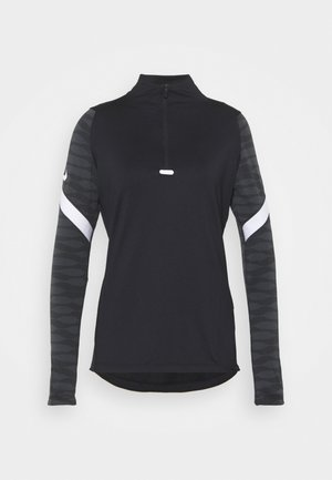 Sportshirt - black/anthracite/white