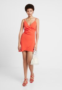 Club L London - Day dress - orange - 1