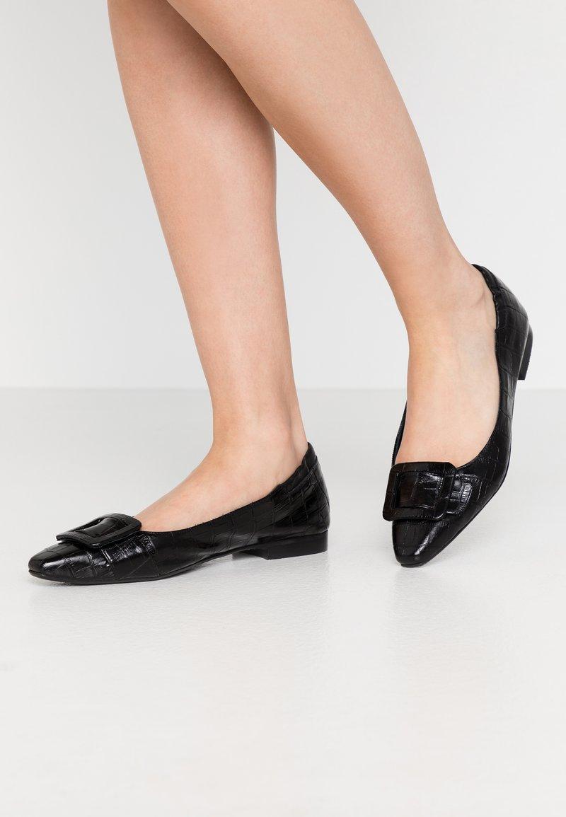 Billi Bi - Ballet pumps - black