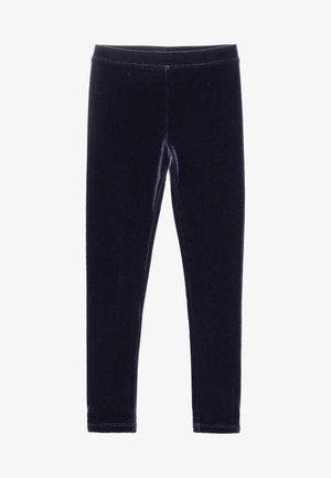 GABRIELLE - Leggings - Trousers - navy