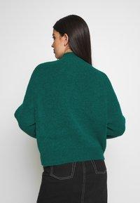 Zign - Jersey de punto - dark green - 2