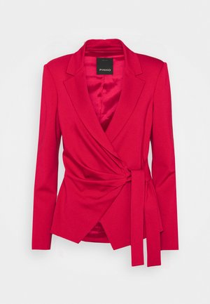 GIACCA PUNTO - Blazer - red
