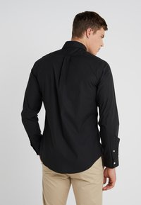 Polo Ralph Lauren - NATURAL SLIM FIT - Hemd - black - 2