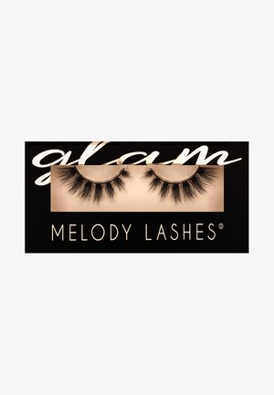 GLAM VIOLETTE - False eyelashes - black