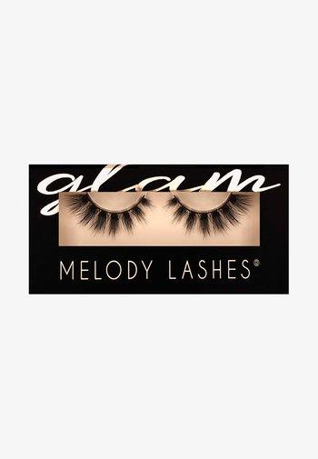 GLAM VIOLETTE - False eyelashes - black