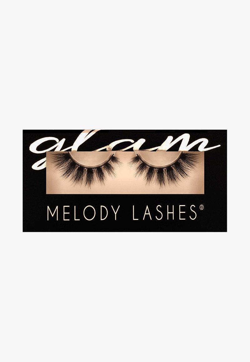 Melody Lashes - GLAM VIOLETTE - Ciglia finte - black