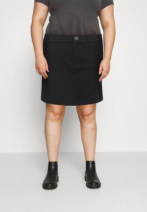 NMHIPE PALMA SKIRT  - Mini skirt - black