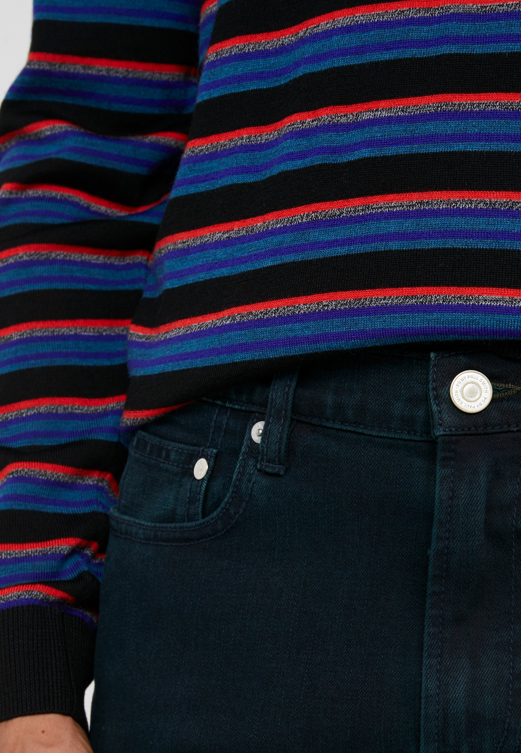 PS Paul Smith Jean slim - dark-blue denim