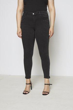 CARKARLA  - Jeans Skinny Fit - black