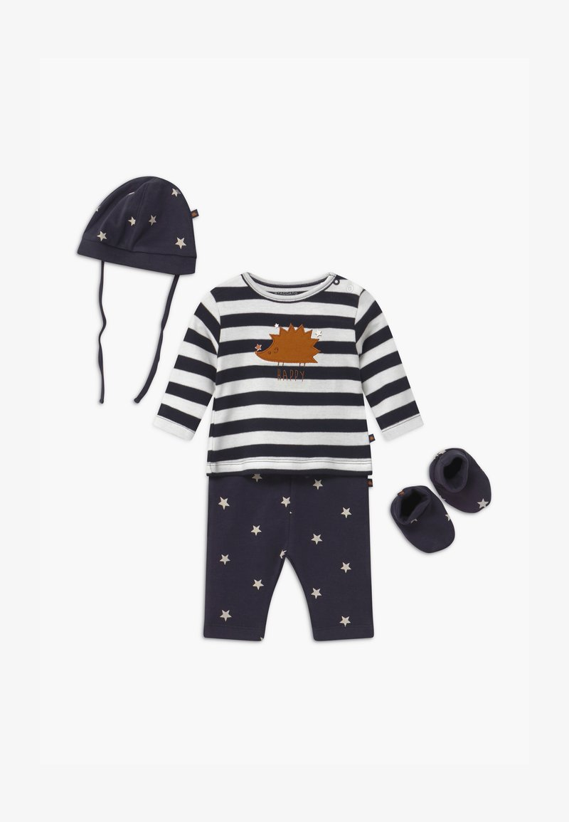 Staccato - SET - Bonnet - dark blue