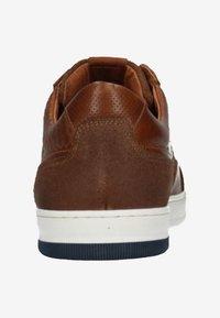 Manfield - Trainers - cognac/brown - 3