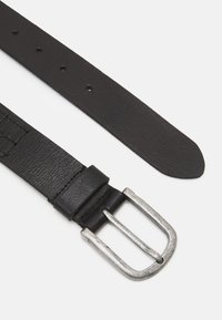 Pepe Jeans - NAMIBIA BELT UNISEX - Pásek - black - 1