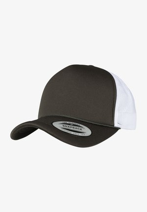 Cap - white/ green