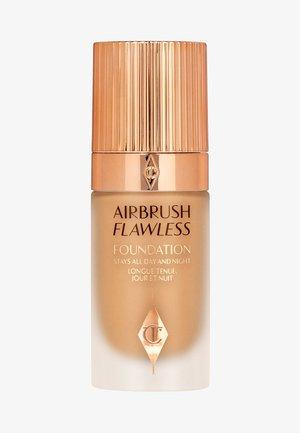 AIRBRUSH FLAWLESS FOUNDATION - Foundation - 9 warm