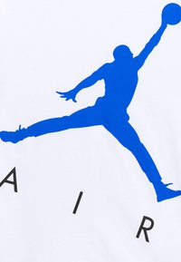 Jordan - JUMPING BIG AIR UNISEX - T-Shirt print - white - 2