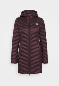 The North Face - TREVAIL - Down coat - root brown - 4