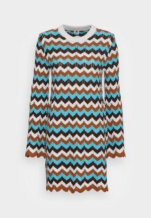DRESS - Jumper dress - multicolor