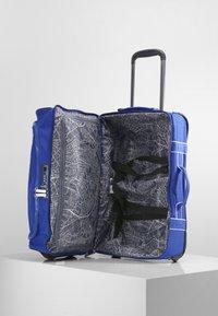 Kipling - DISTANCE S - Wheeled suitcase - laser blue - 4