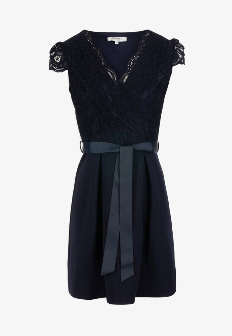 Morgan ROME - Cocktailkleid/festliches Kleid - dark blue/dunkelblau rWdiGm